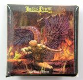 Judas Priest - 'Sad Wings of Destiny' Square Badge